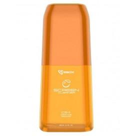 Spray di Pulizia con Panno in Microfibra Arancia