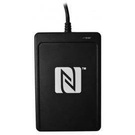 Lettore di Badge Senza Contatto RFID USB Nero