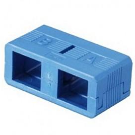 Clip SC Duplex Blu