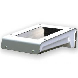 Lampada LED Solare a Muro da Esterno con Sensore di Movimento
