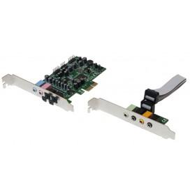 Scheda Audio PCI Express 7.1 Canali