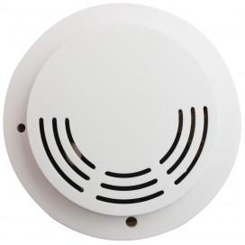 Rilevatore di Fumo / Incendio Wireless 868MHz con Allarme HDSK01
