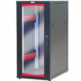 Armadio Server Rack 19'' 800x1000 47 Unita' Nero serie IdealNET