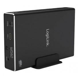 Box Esterno 2x HDD/SSD 2.5'' da SATA a USB 3.1 Gen.2