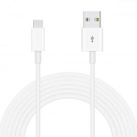Cavo di Ricarica Rapida USB/Micro-USB 1m Bianco